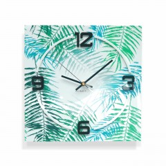 Nástenné akrylové hodiny Palma Flex z6b-1-0, 30 cm