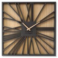 Nástenné ekologické hodiny Square Loft Flex z226-1d-dx, 50 cm