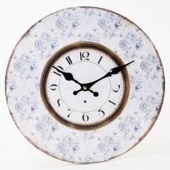 Nástenné hodiny, Flor0144, Ornament, 34cm