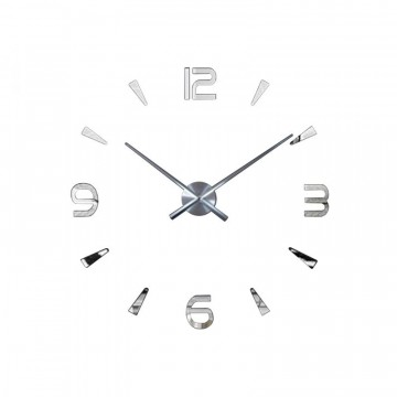3D Nalepovacie hodiny DIY Clock Evevo 277SXL, 90-130cm