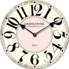 Nástenné hodiny Grand Hotel, Fal6282, 30cm