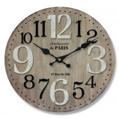 Nástenné hodiny Antiquite de Paris, Fal6285, 30cm