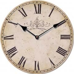 Nástenné hodiny Fal6289 Cafe De Marquerites, 30cm