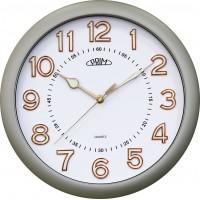 Nástenné hodiny PRIM 3701.8100 sweep, 31cm