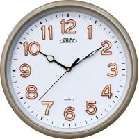 Nástenné hodiny PRIM 3703.8100 sweep, 32cm