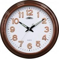 Nástenné hodiny PRIM 3706.5200 sweep, 34cm