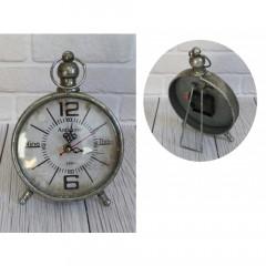 Stolové hodiny motív Budík Antiquite, 7A7, 16cm