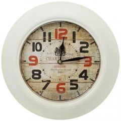 Nástenné hodiny, Flor0012, Chardonay London, 32cm