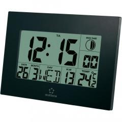 Digitálne nástenné hodiny Renkforce DCF E0-311R,23cm