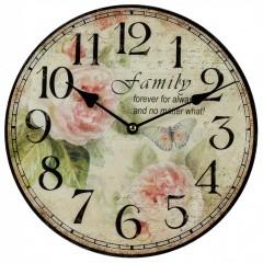 Nástenné hodiny, Family, Fal4193, 30cm