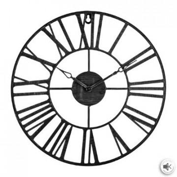 Nástenné hodiny Vintage, Atmosféra 37cm