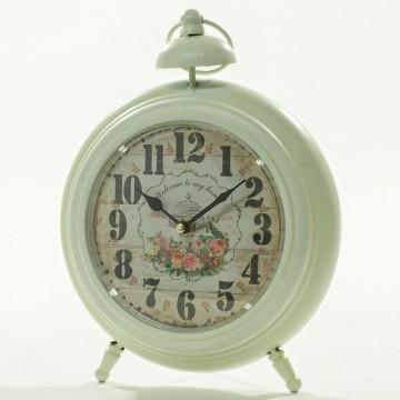 Stolové hodiny motív Budík Cream, Flor0053, 22cm