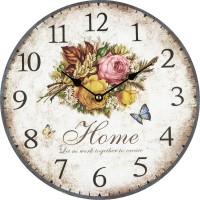 Nástenné hodiny Home BLH30070, 30cm