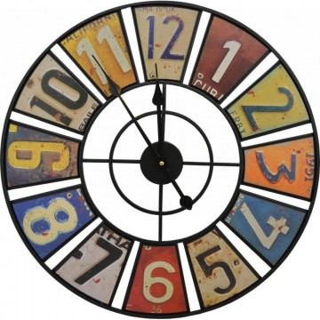 Kovové nástenné hodiny DED6711, 40cm