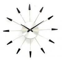 Nástenné hodiny Spider, Arrow, 35cm