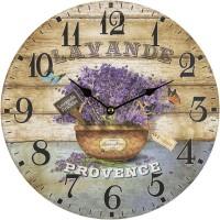Nástenné hodiny Fal4097 Provensálske, 30cm