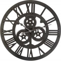 Nástenné hodiny s ozubenými kolieskami Atmosphera 8086, 45 cm