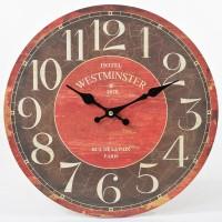 Nástenné hodiny, Flor0079, Hotel Westminster, 34cm