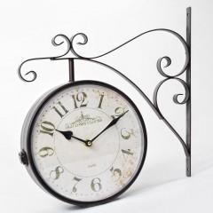 Nástenné hodiny Flor0101, Old Town Clock, 40x40cm