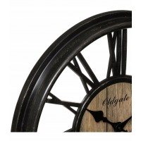 Nástenné vintage hodiny Atmosphera 9401, 45 cm