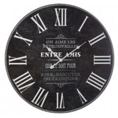 Nástenné vintage hodiny Entre Amis Atmosphera 2366, 57 cm
