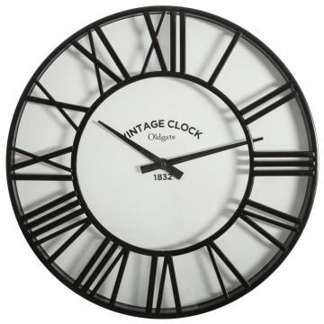 Nástenné hodiny Atmosphera Vintage Clock, jja2245, 35cm