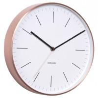 Nástenné hodiny 5507WH Karlsson 28cm