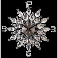 Dizajnové nástenné hodiny JVD HT54.1 49 cm