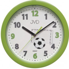 Nástenné hodiny JVD sweep HP612.D4, 25cm