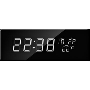 Nástenné digitálne hodiny JVD DH2.3, 51cm