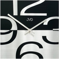 Dizajnové nástenné hodiny JVD HC24, 30cm