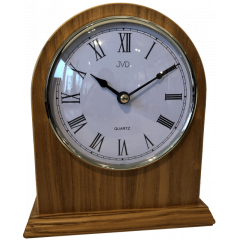 Stolové hodiny JVD HS15.1, 21cm