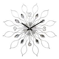 Dizajnové nástenné hodiny JVD HT105, 49cm