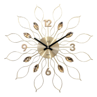 Dizajnové nástenné hodiny JVD HT105.1, 49cm