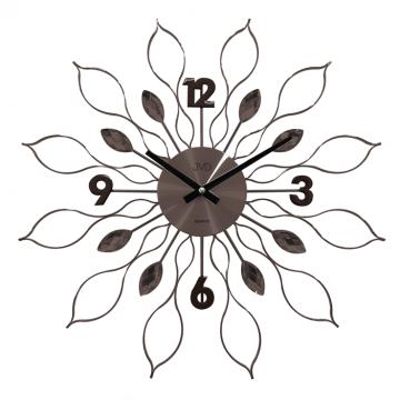 Dizajnové nástenné hodiny JVD HT105.2, 49cm