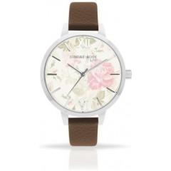 Náramkové hodinky JVD SUNDAY Rose Alive VINTAGE FLOWERS