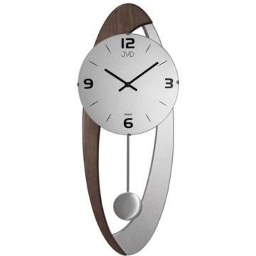 Dizajnové kyvadlové nástenné hodiny JVD NS15021/ 78, 58cm