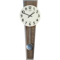 Dizajnové kyvadlové nástenné hodiny JVD NS17020 / 78, 63cm