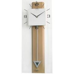 Nástenné kyvadlové hodiny JVD NS2233.68, 68 cm