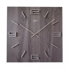 Nástenné drevené hodiny JVD HC36.2