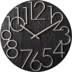 Nástenné hodiny drevené JVD HT99.1, 30cm