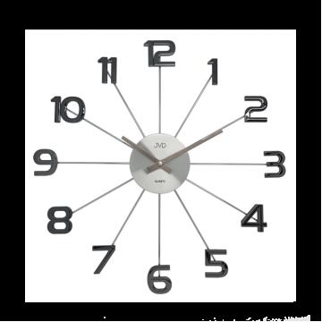 Dizajnové nástenné hodiny JVD HT072.4, 49cm