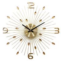Dizajnové nástenné hodiny JVD HT104.1 49 cm