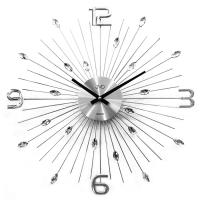 Dizajnové nástenné hodiny JVD HT104 49 cm