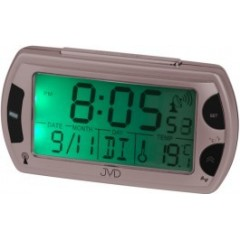 Rádiom riadený budík JVD RB358.11