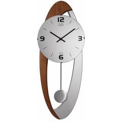Dizajnové kyvadlové nástenné hodiny JVD NS15021/ 11, 58cm