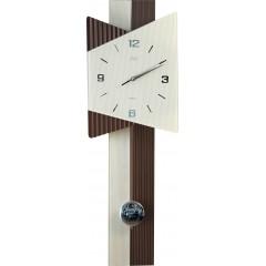Dizajnové kyvadlové nástenné hodiny JVD NS16073.2, 71cm