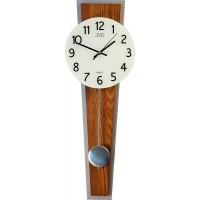 Dizajnové kyvadlové nástenné hodiny JVD NS17020 / 11, 63cm