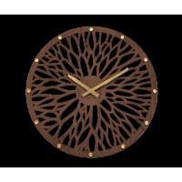 Drevené hodiny LAVVU WOOD LCT1180, 49cm