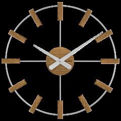 Drevené hodiny Vlaha VCT1061, 50 cm